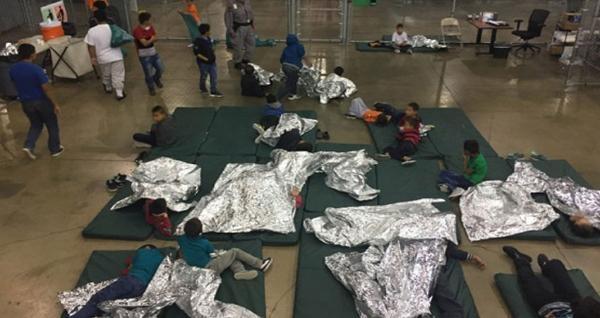 أمريكا احتجاز اكثر من 60 الف مهاجر علي الحدود