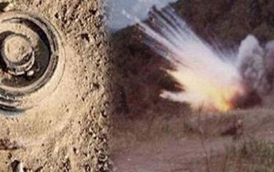 عاجل: انفجار لغم  على راعي اغنام بالمنطقة العسكرية بجبل السلوم