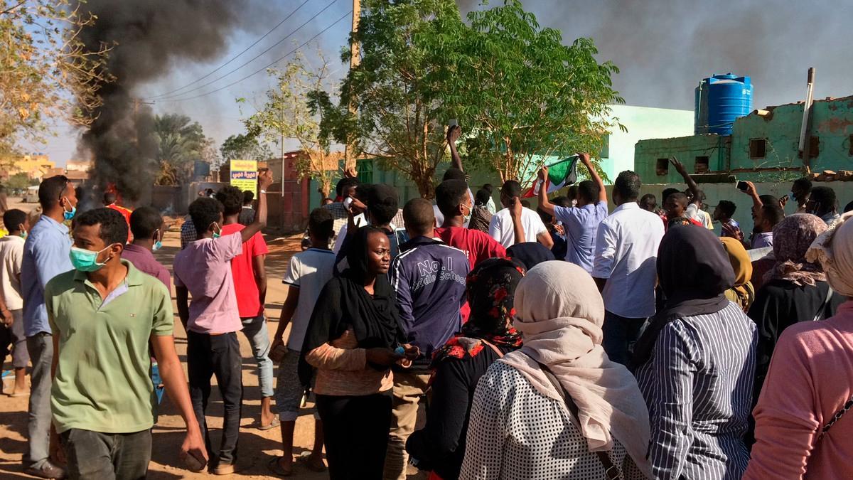 تظاهرات جديدة في السودان دعماً للمعتقلين