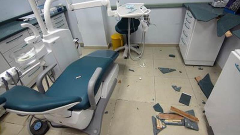 مستشفى فريانة:تهشيم المعدات والإعتداء على ممرض
