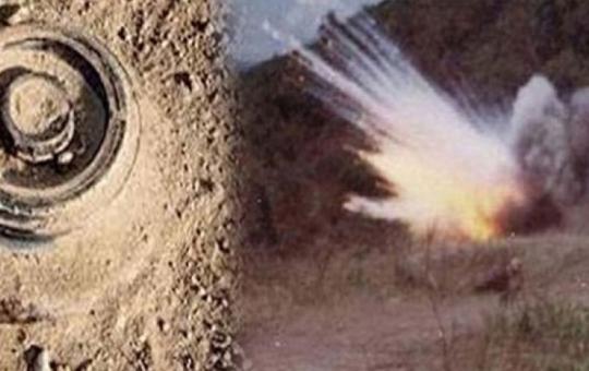 بتر ساق عامل المقاولات المصاب في انفجار اللغم بجبل سمامة
