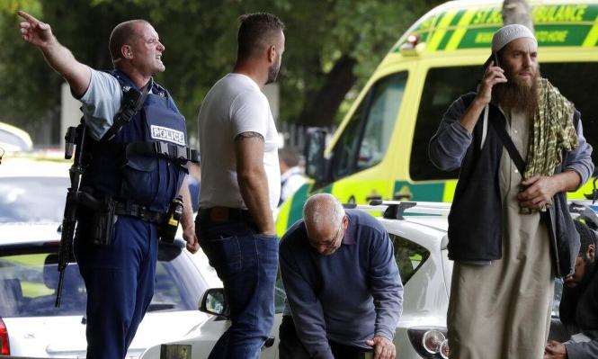 شاهد عيان يروي لحظات الرعب بالمسجد: القتلى بكل مكان