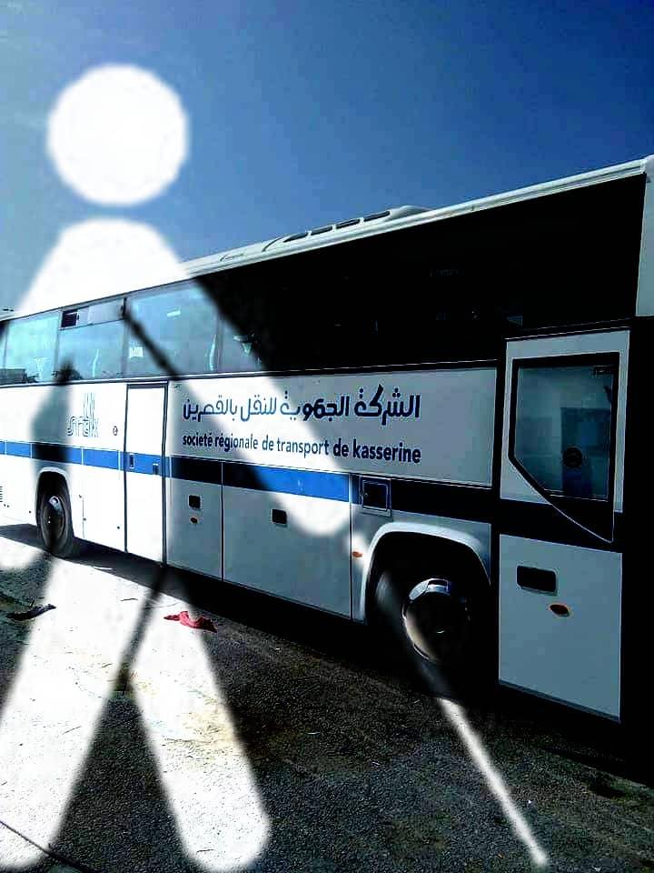 الشركة الجهوية للنقل تتفاعل بإيجاب مع حادثة الهادي محفوظي