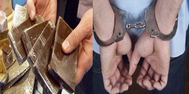القصرين: القبض  على شخص بحوزته 10 صفائح من مخدر