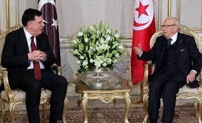 معركة طرابلس: الباجي قائد السبسي  يدعو للتهدئة و ضرورة تراجع قوات حفتر