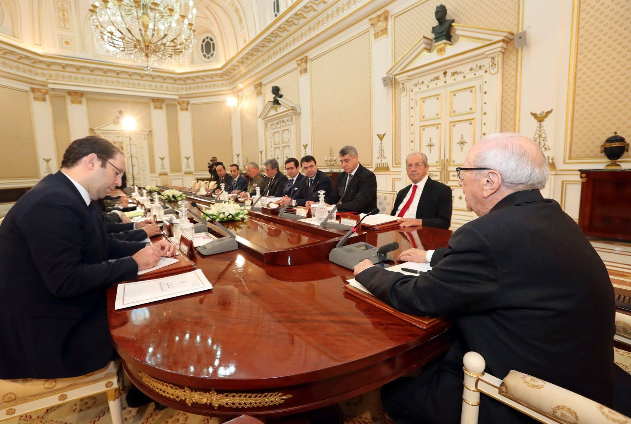 على وقع تطورات الوضع في ليبيا والجزائر: مجلس الأمن القومي يجتمع اليوم