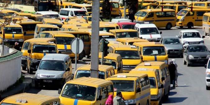 الترفيع في تعريفة النقل غير المنتظم