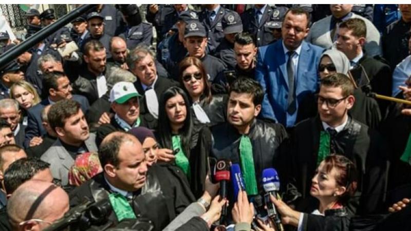 قضاة الجزائر يرفضون  الإشراف على الإنتخابات الرئاسية