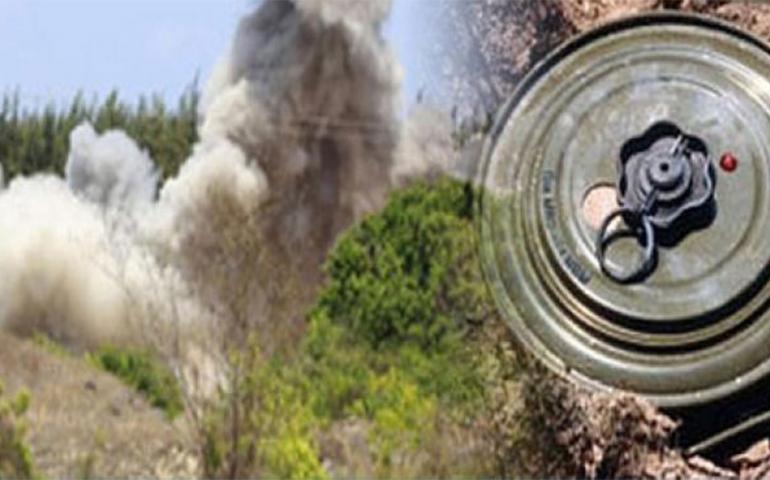 انفجار لغم بالمنطقة العسكرية المغلقة بجبل الشعانبي