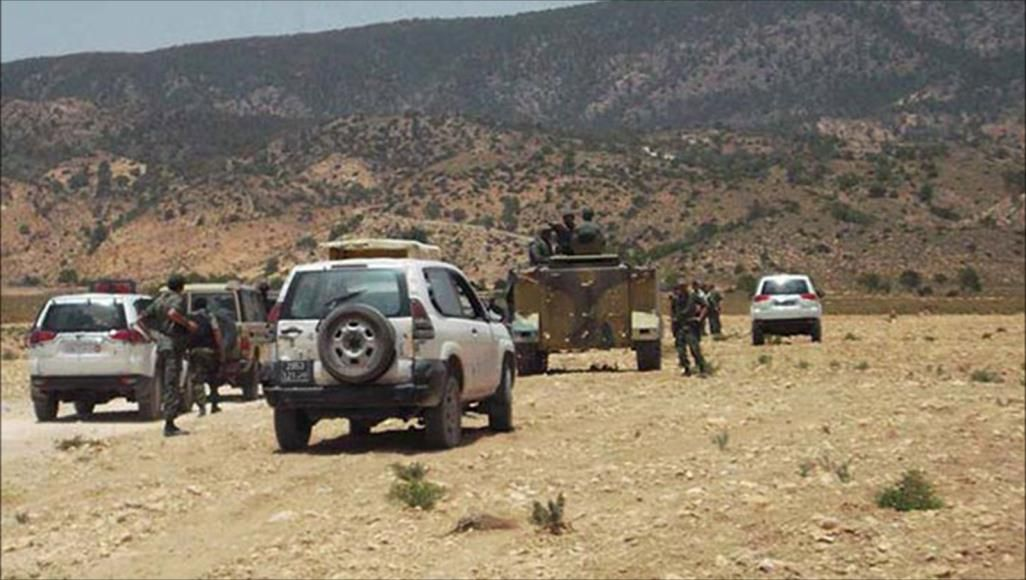 داعش الإرهابي يُعلن ذبح مواطن في جبل عرباطة