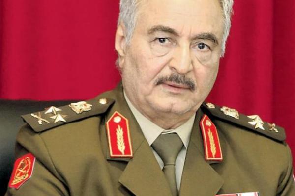 ليبيا : خليفة حفتر ينتقد المبعوث الاممي غسان سلامة