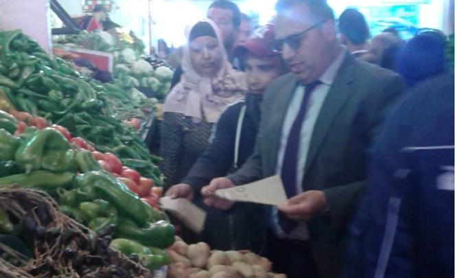 خلال اليومين الأولين من شهر الصيام :35 مخالفة إقتصادية تسجل في القصرين