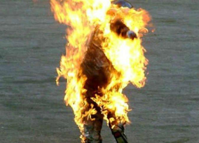 القصرين : وفاة عون الحرس المعزول الذي أضرم النّار في جسده أوّل يوم أمس