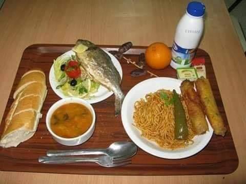 الحي الجامعي بالقصرين :   وجبات رمضانية ممتازة وبرمجة ثقافية رائقة