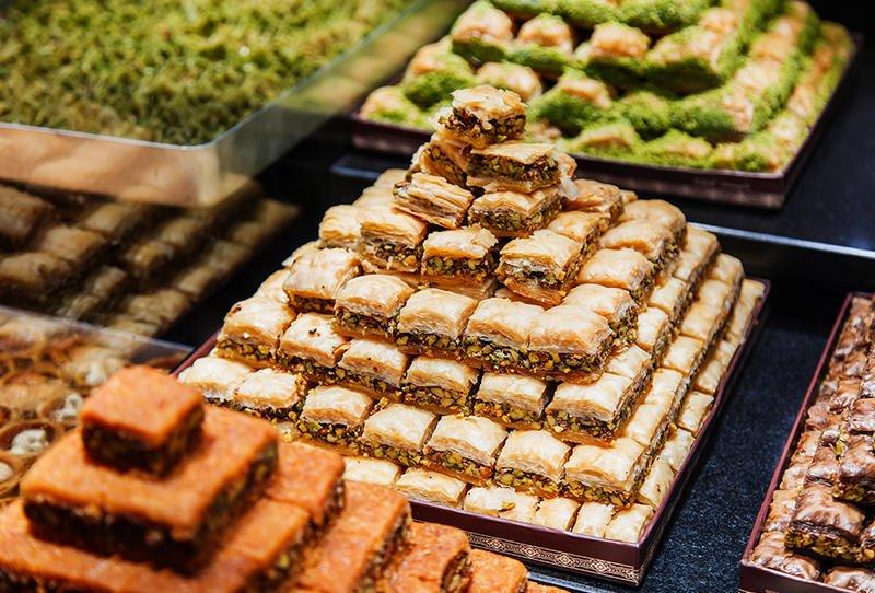 ارتفاع اسعار الحلويات ب 27 بالمائة بمناسبة عيد الفطر