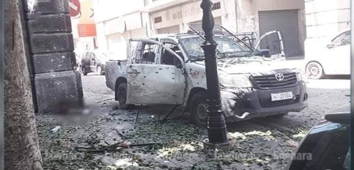 إدانة عربية وعالمية للتفجيرين الإرهابيين وسط العاصمة