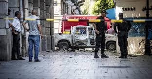 داعش الإرهابي يتبنى العمليتين الارهابيتين بالعاصمة