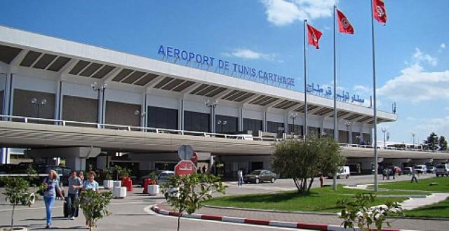 حالة تأهّب وإجراءات أمنية مشدّدة بمطار تونس قرطاج
