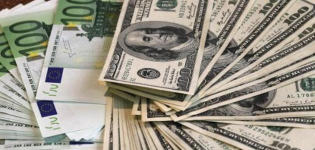 أسعار صرف الدينار التونسي مقابل العملات الأجنبية لهذا اليوم