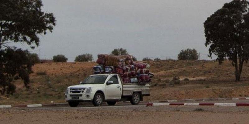 الزبيدي يوضّح  أسباب هبوط الطائرة العسكرية الليبية بالتراب التونسي
