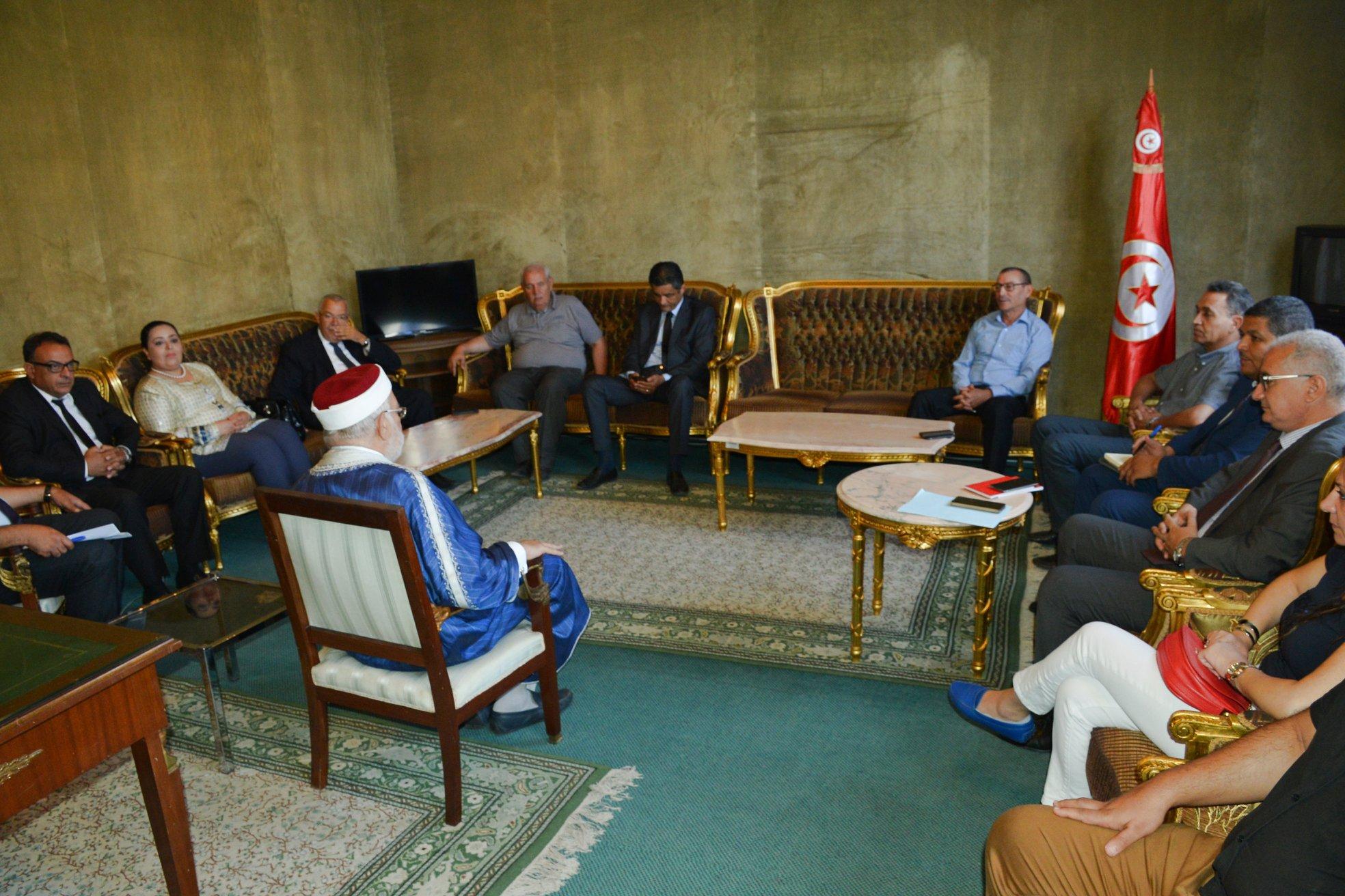 غدا : جلسة عامة بالبرلمان لتأبين الرئيس الراحل الباجي قايد السبسي