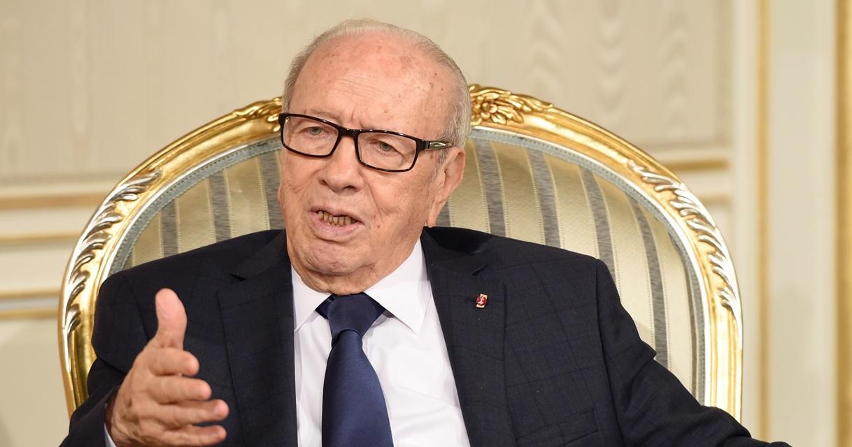غدا السبت على الساعة 11:00: موكب جنازة رئيس الجمهورية الراحل الباجي قايد السبسي