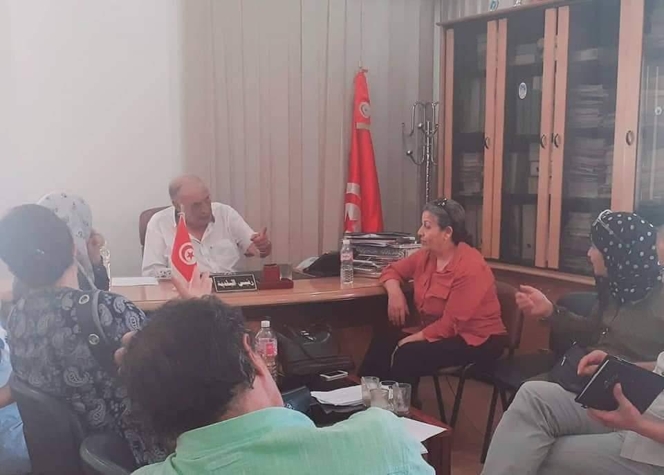 بلدية القصرين : إعداد ميزانية 2020 وتهيئة ساحة الشهداء على طاولة المجلس