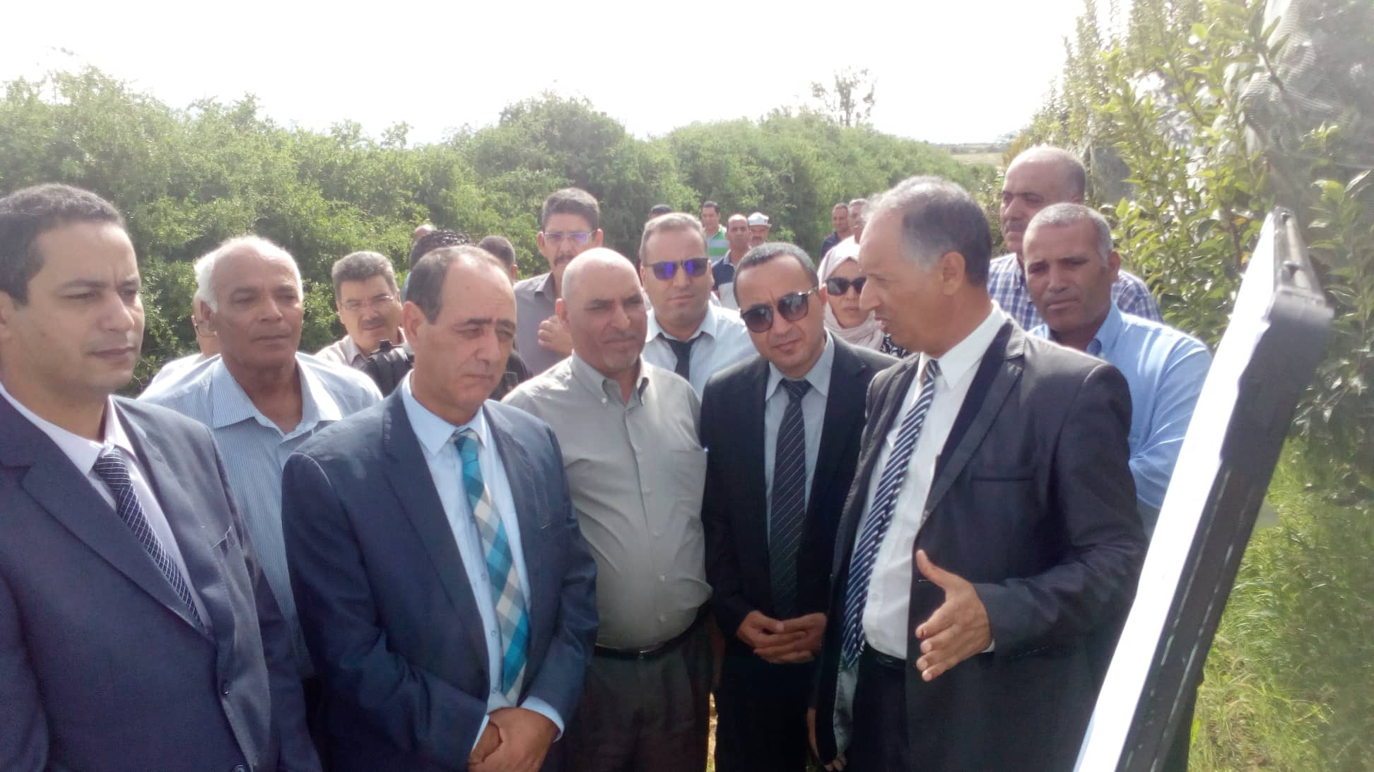 القصرين:  جملة من القرارات لفائدة القطاع الفلاحي