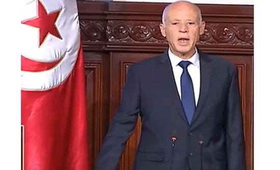 اليوم : رئيس الجمهورية المنتخب يؤدي اليمين الدستورية