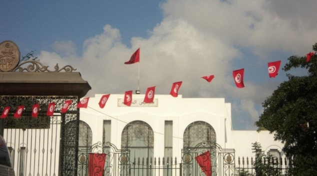 رئيس الجمهورية قيس سعيد يؤدي  زيارة فجئية إلى مدينة الوردانين