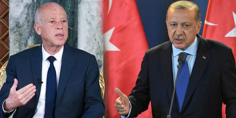 في زيارة غير معلنة إلى تونس، وفد رفيع المستوى يرافق اردوغان