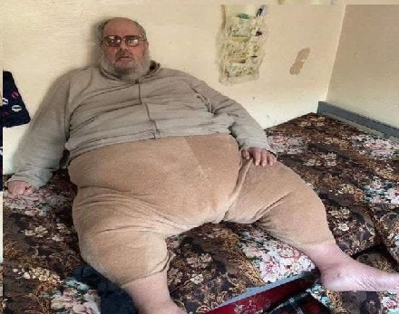 القبض على مفتي داعش بالموصل ونقله بواسطة شاحنة بسبب وزنه