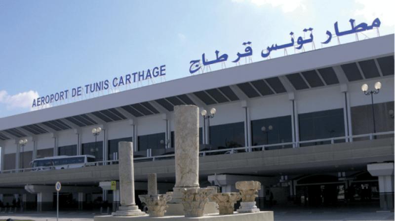 مطار قرطاج: تركيز كاميرا حراريّة لرصد الإصابات بفيروس