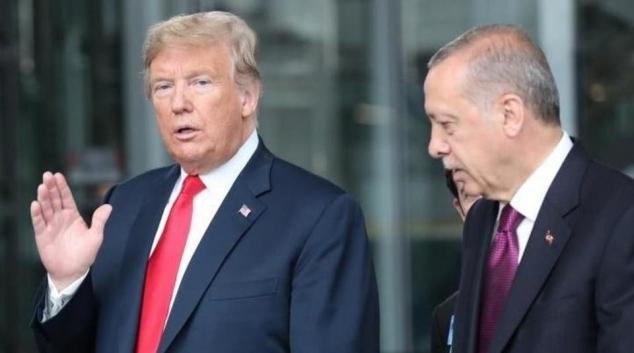 ترامب يحذر اردوغان من التدخل في ليبيا