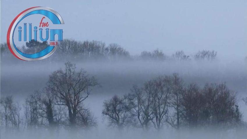 طقس اليوم : ضباب كثيف في الصباح وسحب عابرة بأغلب المناطق