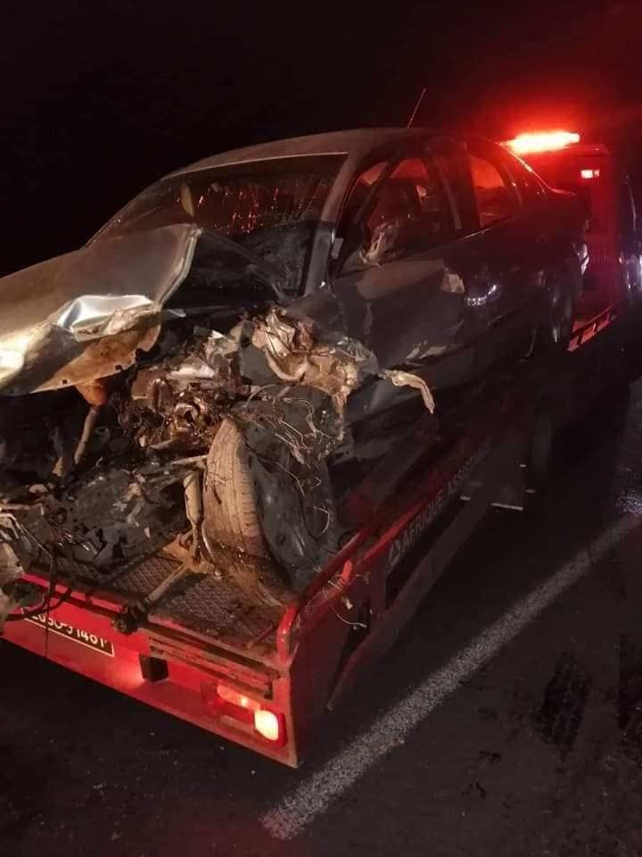 حادث مرور يودي بحياة ثلاثة اشخاص