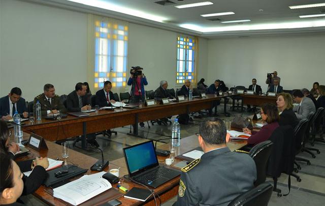 لجنة الأمن والدفاع تستمع لممثّلين عن وزارة الدّاخليّة