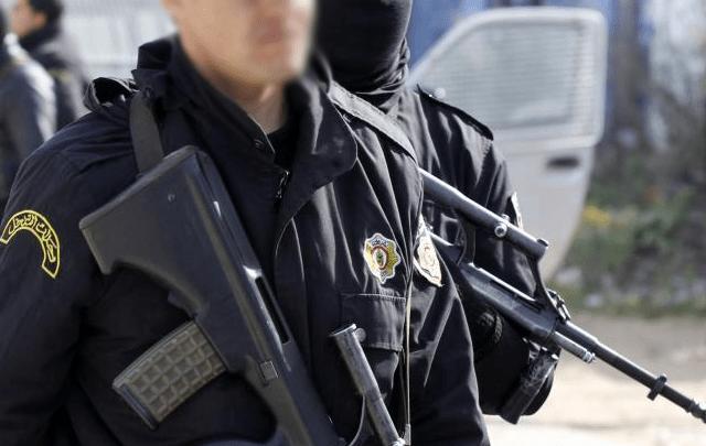 القصرين: إلقاء القبض على شخص من أجل السلب والسرقة وترويج المخدرات