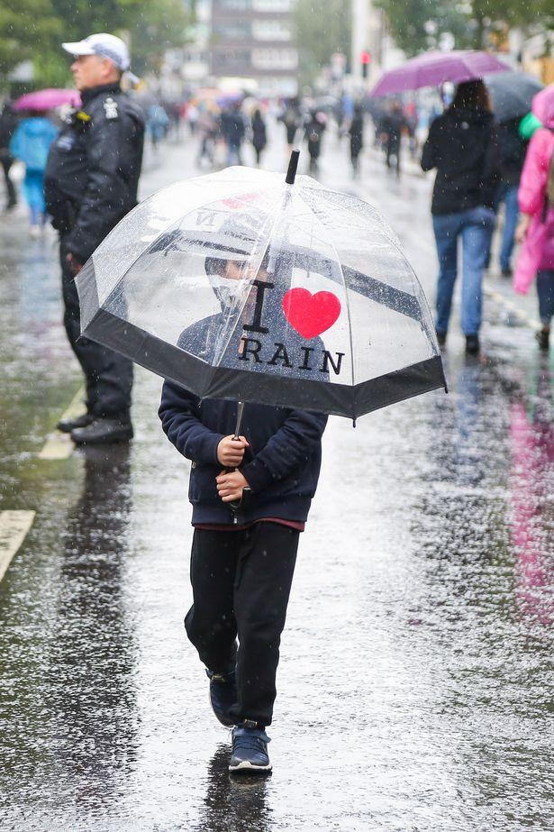 طقس اليوم :أمطار غزيرة مع امكانية تساقط البرد