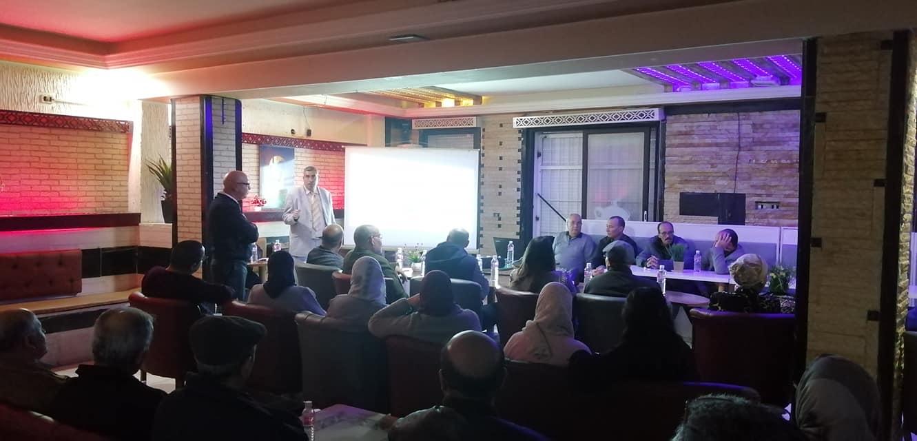 القصرين : ملتقى تكويني   يوم امس حول فيروس كورونا لاطباء القطاع العام والخاص