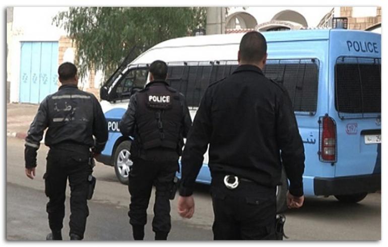 خلال فترة حظر التجول:  قوات الامن بالقصرين تتصدى البارحة لعدد من السرقات