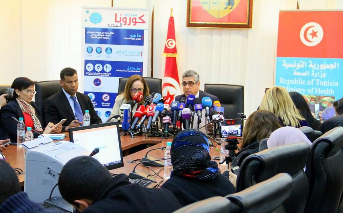 تسجيل حالة إصابة سادسة بفيروس كورونا المستجدّ بتونس
