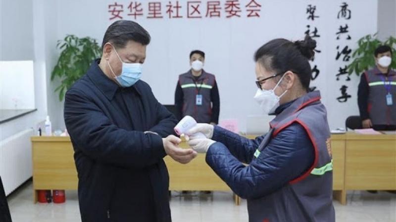 فيروس كورونا: الرئيس الصيني يزور ووهان لأول مرة منذ تفشي الوباء