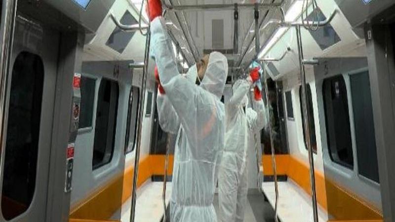 القصرين :تعقيم الحافلات يوميا للوقاية من فيروس كورونا