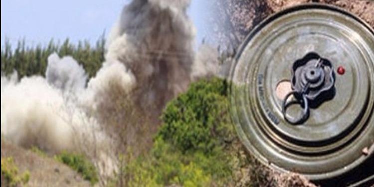 جبل مغيلة : إنفجار لغم أرضي و إصابة ثلاثة جنود