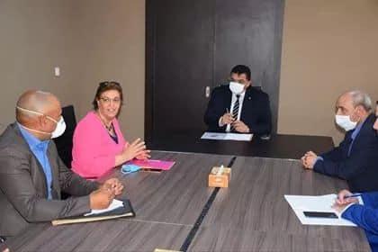 تدارس اشكاليات بلدية النور محور لقاء بين وزير الشؤون المحلية  و وفد عن البلدية