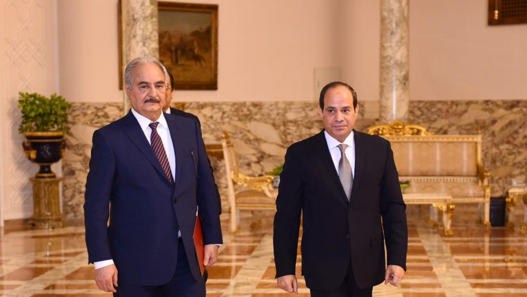 البرلمان الليبي يسمح بتدخل عسكري مصري لمواجهة تركيا
