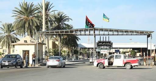 اليوم  اجلاء خمسين شخصا أصيلي ولاية القصرين عالقين بالتراب الليبي