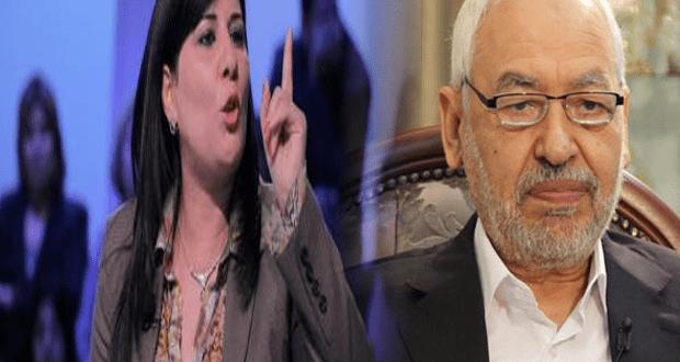 نواب النهضة يمنعون كتلة الدستوري الحرّ من الإعتصام أمام مكتب رئيس المجلس راشد الغنوشي