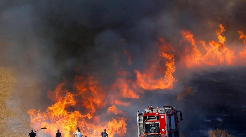 133 حريق تم اخماده بمناطق غابية من قبل الحماية المدنية في الفترة الفاصلة بين 30 جويلية و02 أوت الجاري